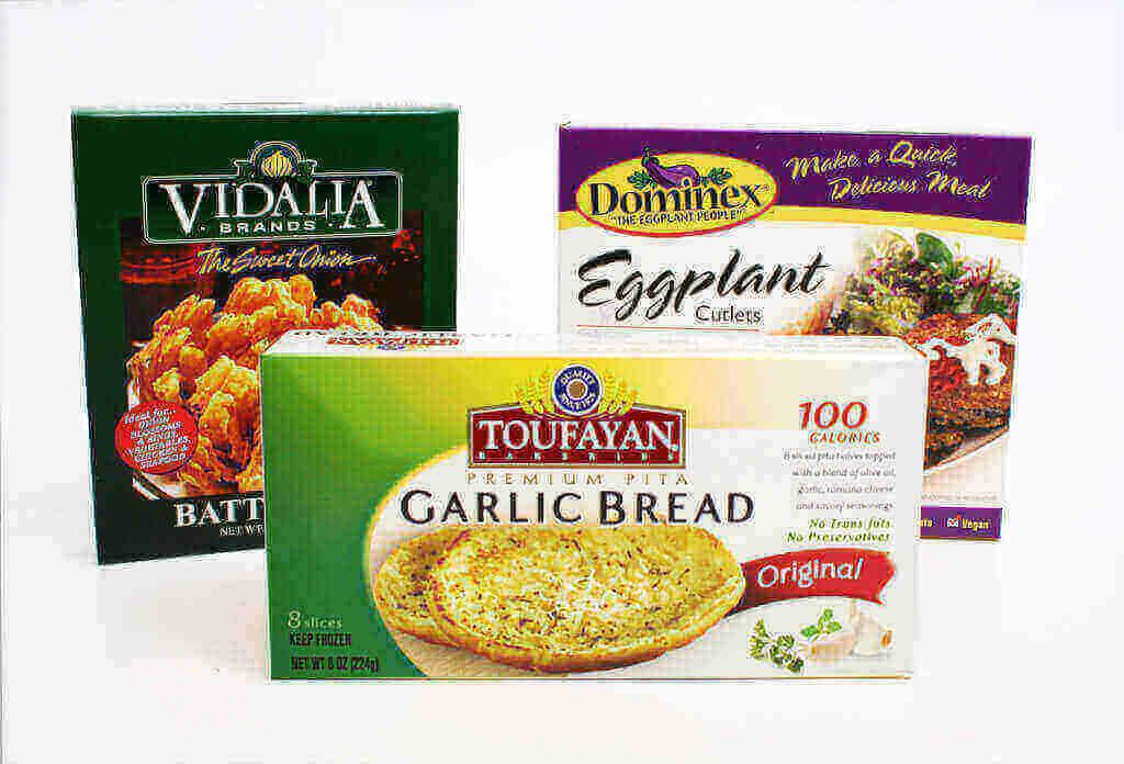 FOOD & BEVERAGE - PROPAC Garlic Bread Brands