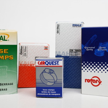 Protective Packaging - Automotive Packaging
